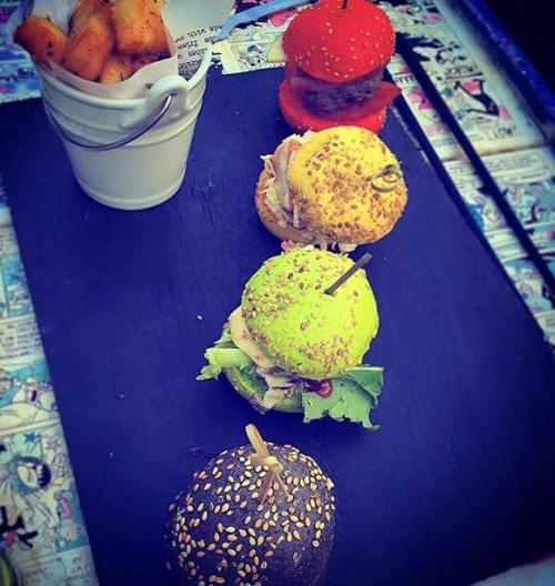 rainboburger