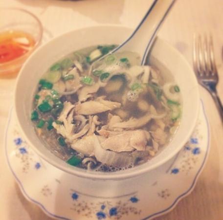 sopa pho